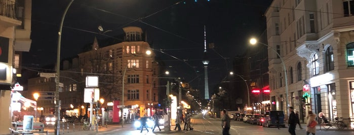 Mitte is one of Germany.