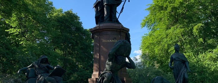 Bismarck-Nationaldenkmal is one of Германия.