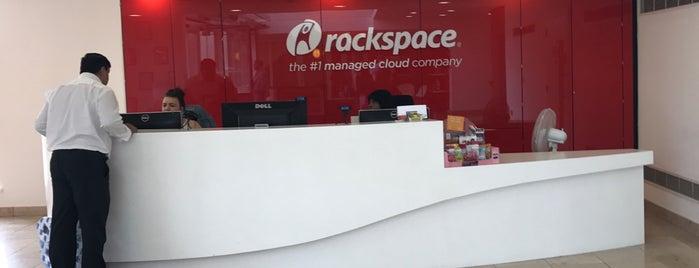 Rackspace is one of Orte, die Benjamin gefallen.