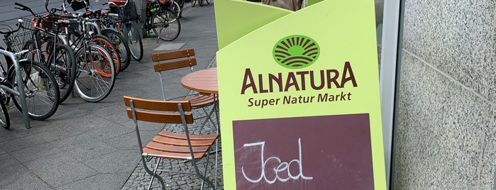 Alnatura is one of Berlin.