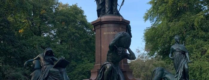 Bismarck-Nationaldenkmal is one of Германия.