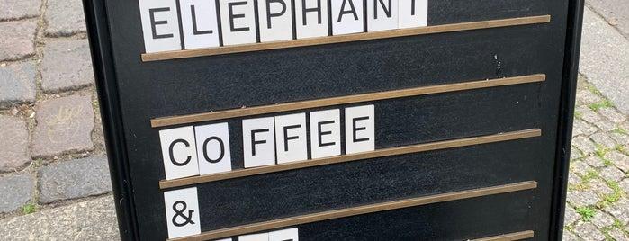 Five Elephant is one of Berlin.