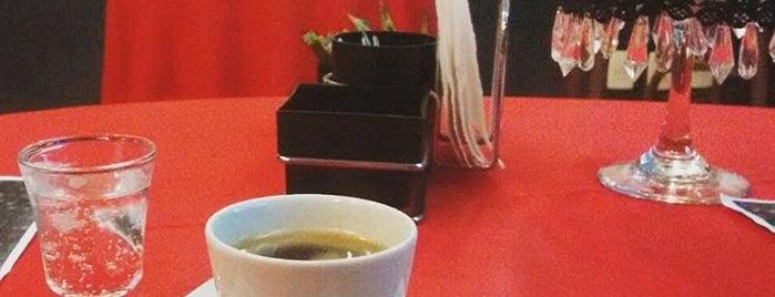 Montana Café is one of Locais salvos de Italo.