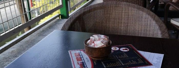 Sedir Cafe is one of TC Bahadır : понравившиеся места.