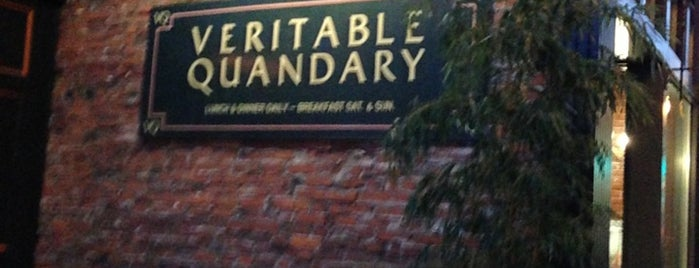 Veritable Quandary is one of Portland.