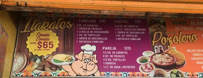 Carnitas La Esperanza is one of Comida.