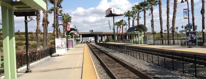 Metrolink Amtrak Anahiem Station is one of OC's Best.