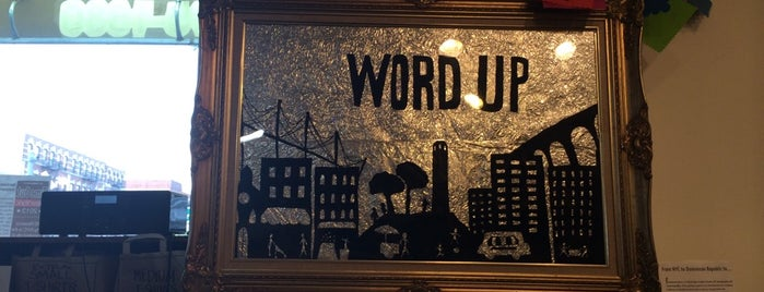Word Up: Community Bookshop/Libreria is one of Jasonさんのお気に入りスポット.