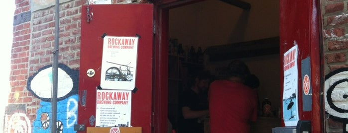 Rockaway Brewing Co. is one of Behold! Our Local Breweries!.