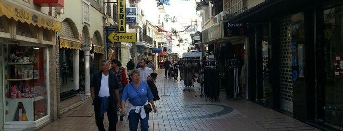 Calle San Miguel is one of Rincones de Málaga.