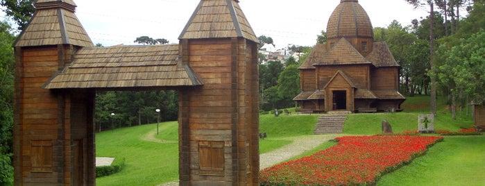 Memorial Ucraniano is one of Curitiba, Capital do Paisagismo e Bom Gosto.