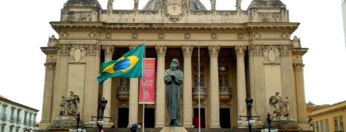 Palácio Tiradentes is one of Rio de Janeiro por Sáimon Rio.