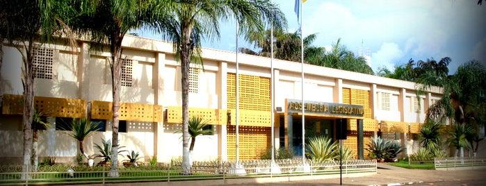 Assembléia Legislativa De Rondônia is one of Porto Velho, Orgulho Amazônia Ocidental.