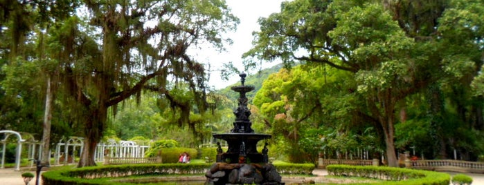 Jardim Botânico do Rio de Janeiro is one of Rio de Janeiro por Sáimon Rio.
