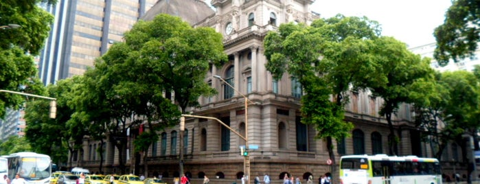 Museu Nacional de Belas Artes (MNBA) is one of Rio de Janeiro por Sáimon Rio.
