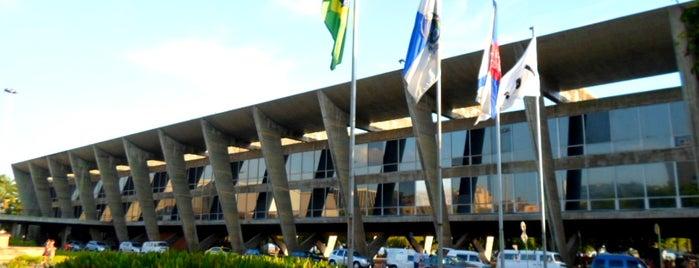 Museu de Arte Moderna (MAM) is one of Rio de Janeiro por Sáimon Rio.