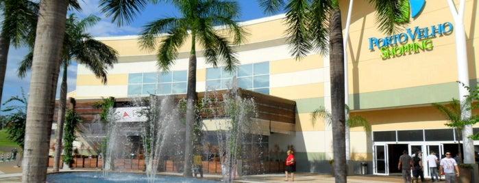 Porto Velho Shopping is one of Porto Velho, Orgulho Amazônia Ocidental.