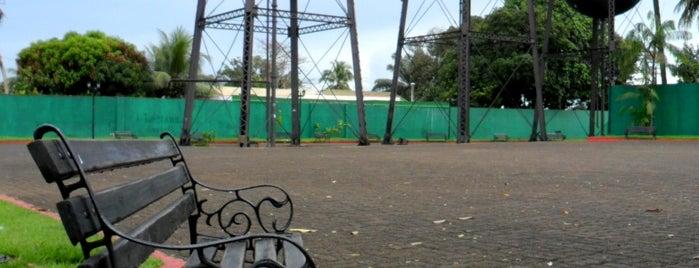 Praça das Três Caixas D´Água is one of Porto Velho, Orgulho Amazônia Ocidental.