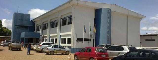DETRAN/RO - Sede Administrativa is one of Porto Velho, Orgulho Amazônia Ocidental.