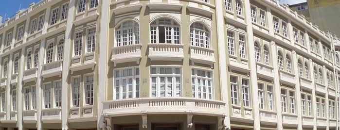 HSBC / Palácio Avenida is one of Curitiba, Capital do Paisagismo e Bom Gosto.