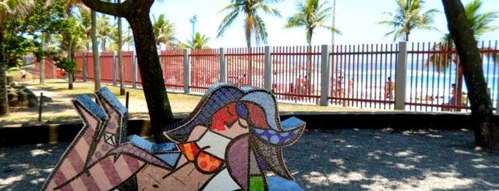 Parque Garota de Ipanema is one of Rio de Janeiro por Sáimon Rio.