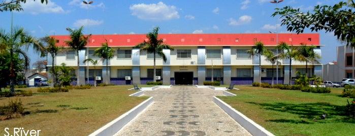 Palácio Tancredo Neves (Prefeitura de Porto Velho) is one of Porto Velho, Orgulho Amazônia Ocidental.