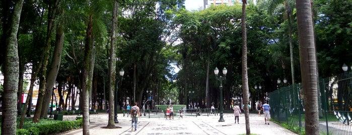 Praça General Osório is one of Curitiba, Capital do Paisagismo e Bom Gosto.