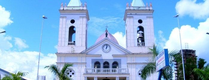 Igreja Catedral Metropolitana Sagrado Coração de Jesus is one of Porto Velho, Orgulho Amazônia Ocidental.