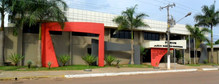 Fórum Sandra Nascimento is one of Porto Velho, Orgulho Amazônia Ocidental.