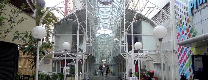 Rua 24 Horas is one of Curitiba, Capital do Paisagismo e Bom Gosto.