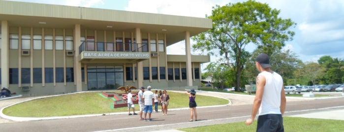 Base Aérea de Porto Velho is one of Porto Velho, Orgulho Amazônia Ocidental.