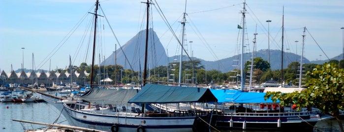 Marina da Glória is one of Rio de Janeiro por Sáimon Rio.