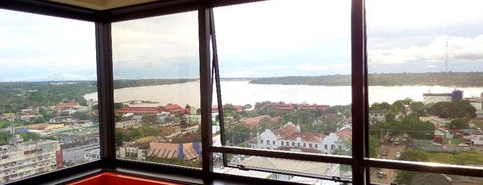 Centro de Porto Velho is one of Porto Velho, Orgulho Amazônia Ocidental.
