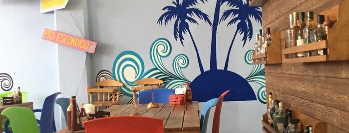 Almeja Beach is one of Locais curtidos por Valeria.