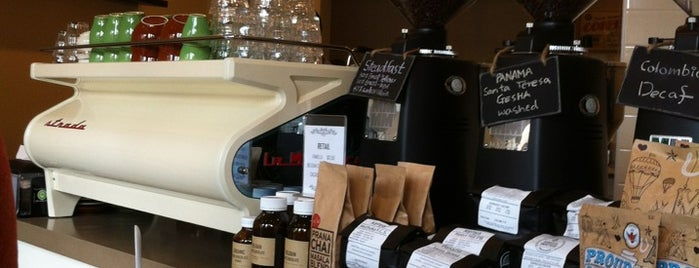 Handcraft Specialty Coffee is one of Brunch & Caw-fee.