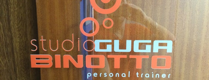 Studio Guga Binotto Personal Trainer - Unidade Gravataí is one of Lieux qui ont plu à Joao.