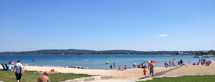 Clinch Park is one of Traverse City.