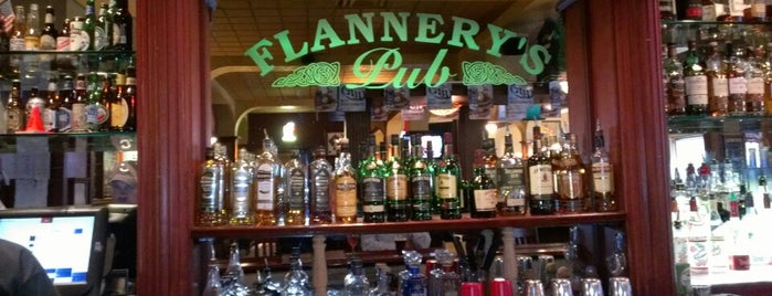Flannery's Pub is one of Lieux qui ont plu à Barry.