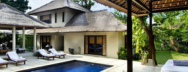 the gangsa Private Villa by Kayumanis is one of Isni : понравившиеся места.