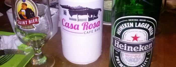 Casa Rosa Café Bar is one of Urubici.