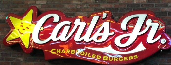Carl's Jr. is one of Las Vegas.