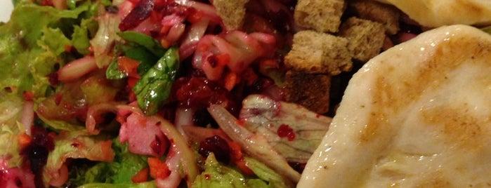 Saladeria is one of Saudáveis.