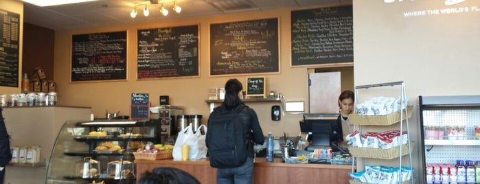 Style Cafe is one of Cambridge/Somerville.