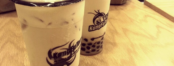 Kung Fu Tea is one of FAMILY TRAVEL PLANS.