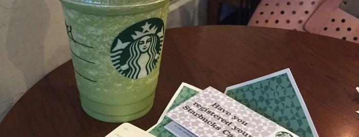 Starbucks is one of Lugares favoritos de rudy.