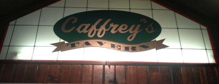 Caffrey's Tavern is one of Lugares guardados de Lizzie.