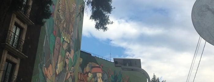 Laboratorio Para La Ciudad is one of DF.