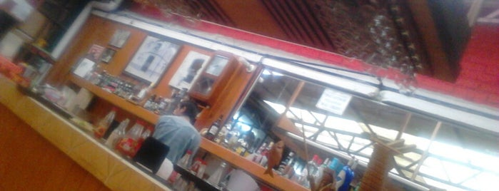 "Cantina ""La Oaxaqueña"" is one of สถานที่ที่บันทึกไว้ของ Mauricio."