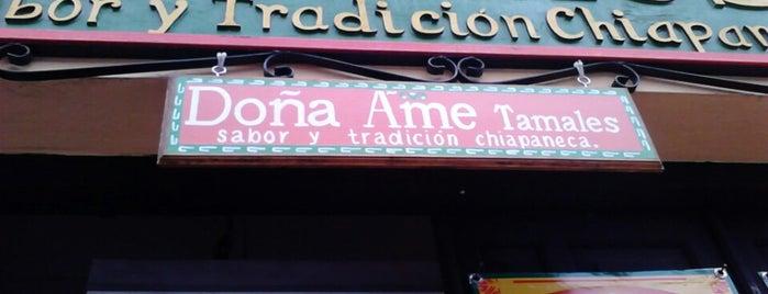 Doña Ame Tamales is one of Locais curtidos por Hilda.