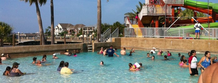 Moody Gardens Palm Beach is one of Texas / USA.